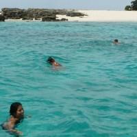 Typical beach in Archipelago Las Perlas