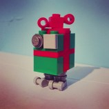 Day Twenty-Three: HUGE Christmas Gonk droid