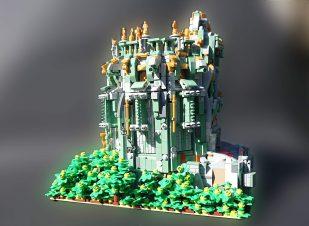 LEGO Quiet Contemplation 12