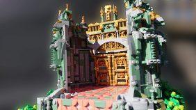LEGO Quiet Contemplation 6