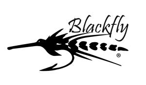 The iconic Blackfly Logo