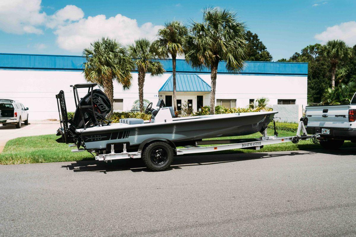 Orvis Edition Professional Boatmaster Trailer-30