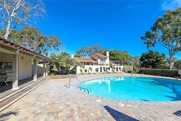 Captians Hill Association Pool area - San Juan Capistrano, CA