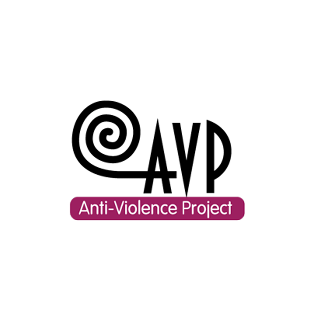 Anti Violence Project Logo