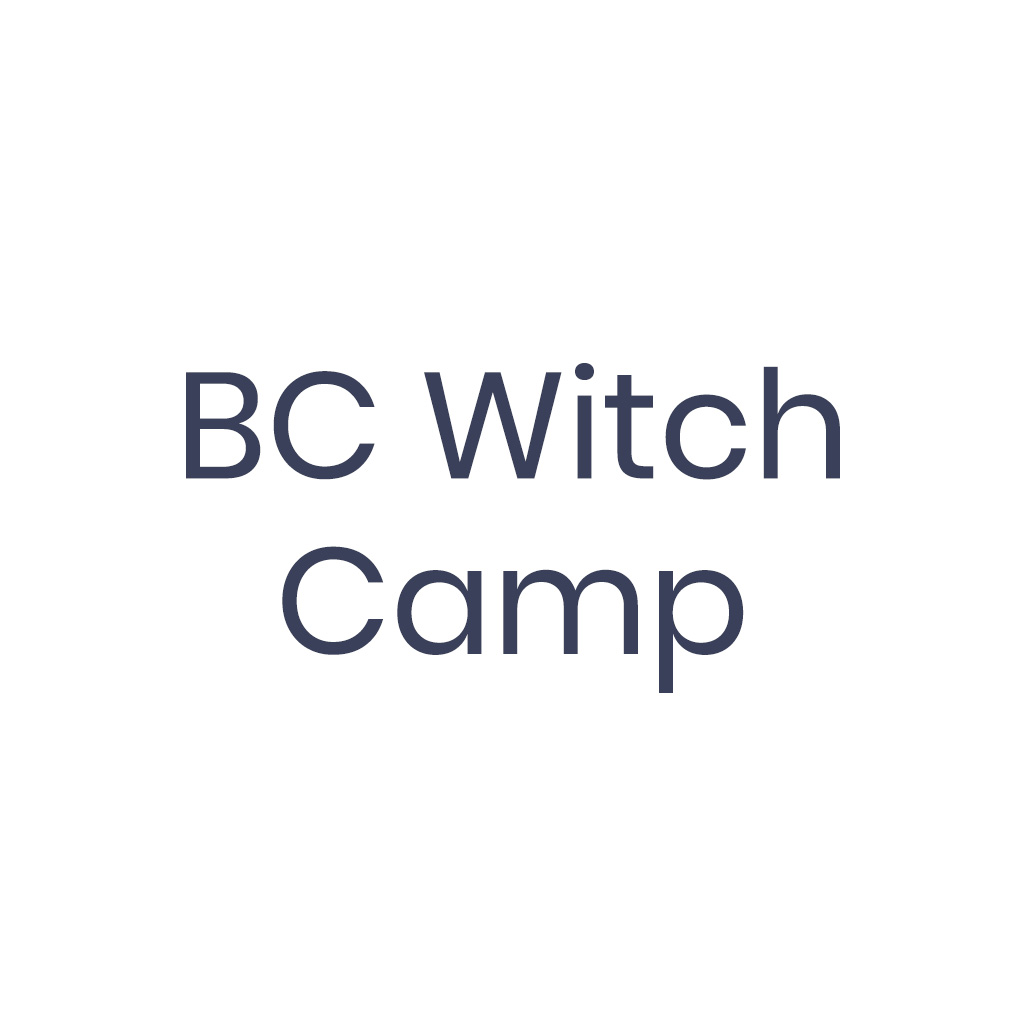 BC Witch Camp Captain Snowdon