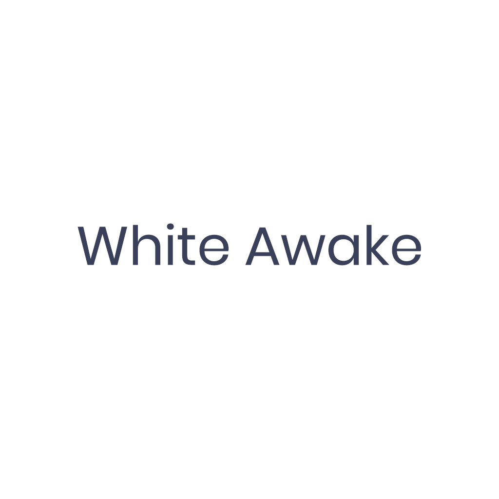 White Awake Captain Snowdon