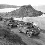 54-82500 leading 54-82557 in UNFICYP, Cyprus, DND photo CYP66-302-2