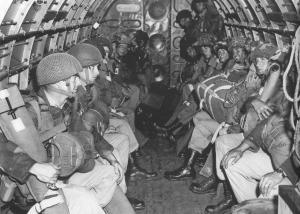 Mobile Strike Force MSF PPCLI Ex Eagle 6-7 Aug 1949 LAC PA179779