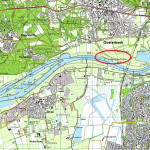 Map where relic body armour was found