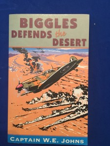 Book Biggles Defends the Desert
