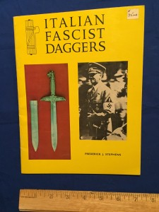 Italian Fascist Daggers