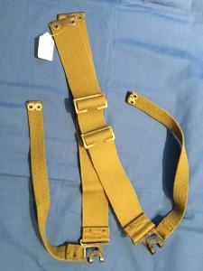 P1951 Canadian L straps NOS set B