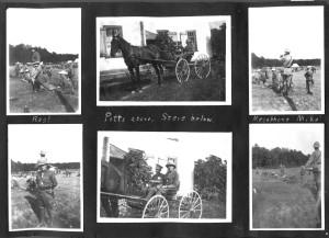 p78 W A Stevens Large Album