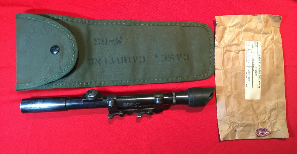 M1C M81 scope & K Line cheekrest 001 1024 – Copy – www ...