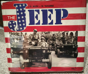 The Jeep by Jeudy - Cover