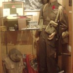 Case 5 - Seaforth Museum WWII. In 2008.