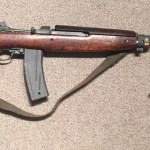 M1 Carbine DEACTIVATED cock and click - Right side