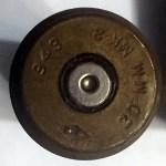 1943 20-MM shell INERT