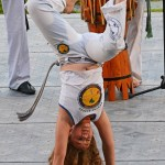 Grupo Axé Capoeira (Brazilian music, dance and martial arts)