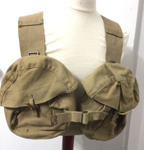 Commando 1944 Vickers K webbing
