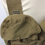 Commando 1944 Vickers K webbing - front of one of two pouches.