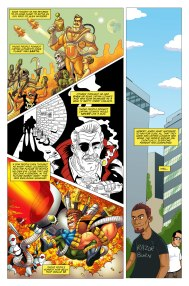 Captain Ultimate #1 Page 3