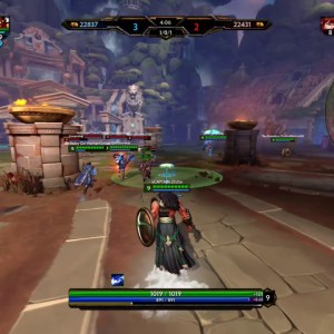 Full Damage Powerful One Shot Ultimate Zeus Combo - Smite Beginners Guide