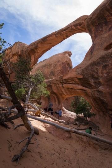 La Double O Arch