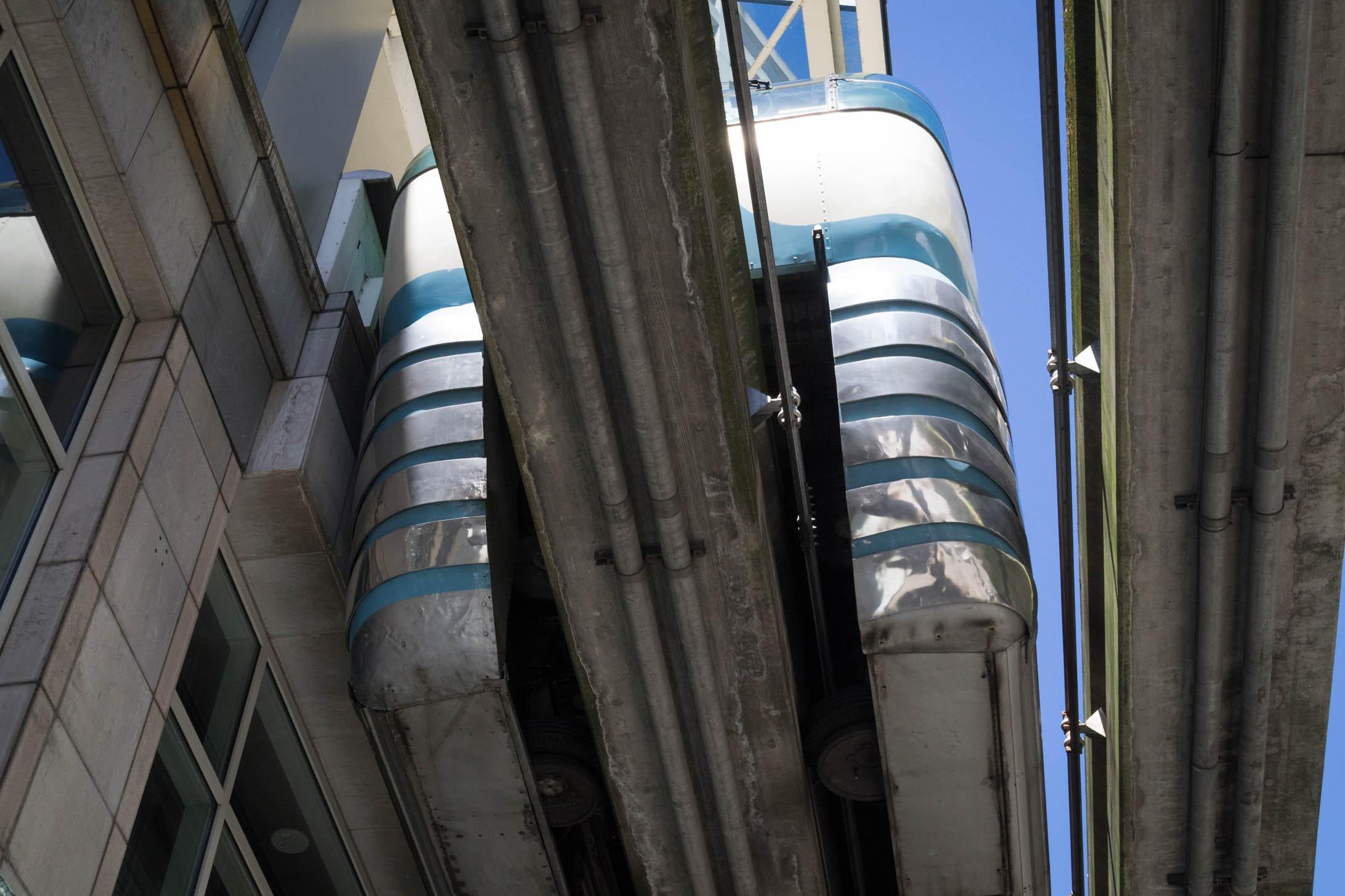 Le dessous du Monorail