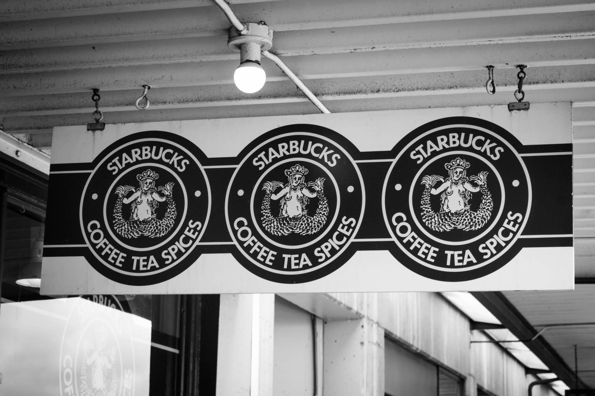 Starbucks Coffee, l'origine