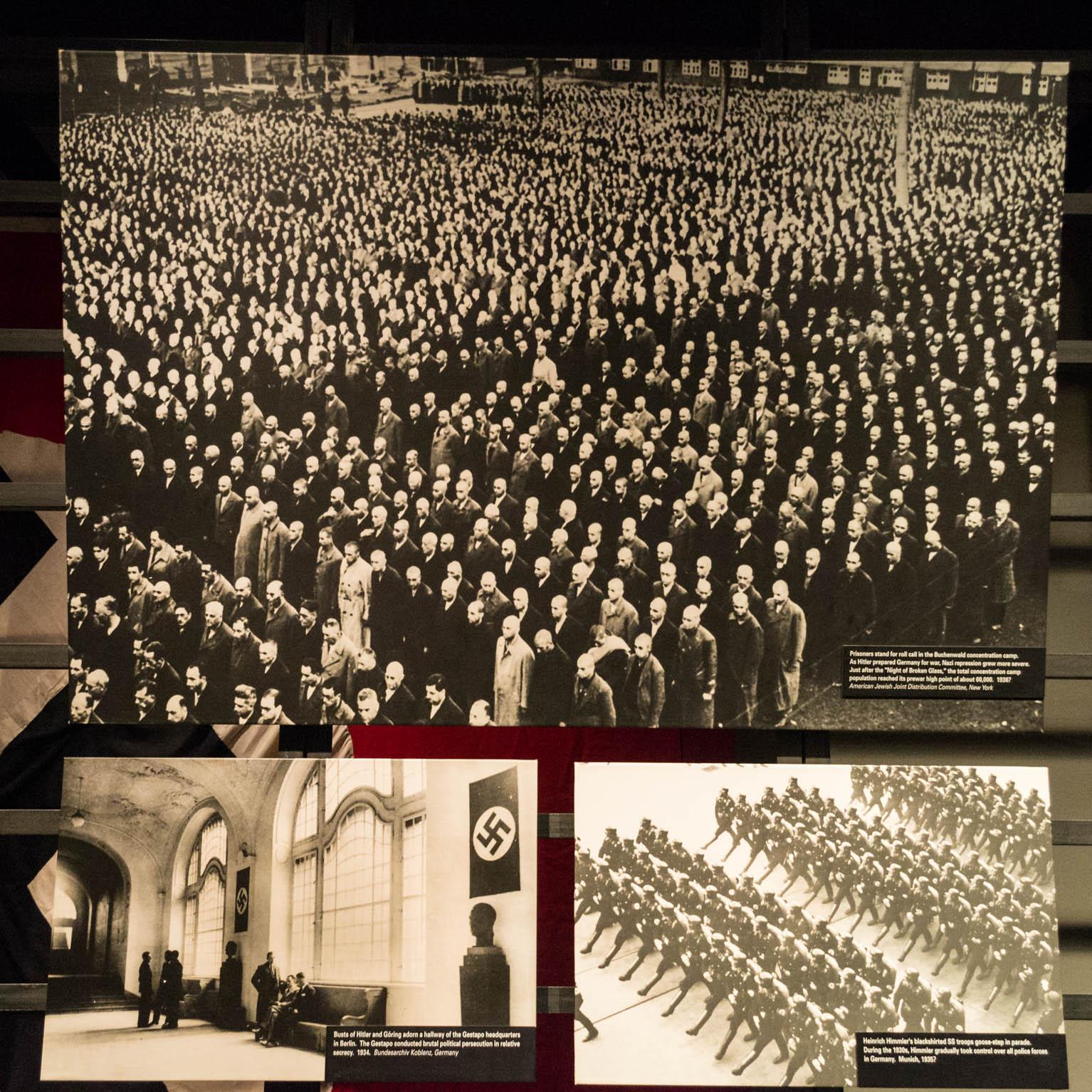 Les nombreuses images d'archives saisissantes