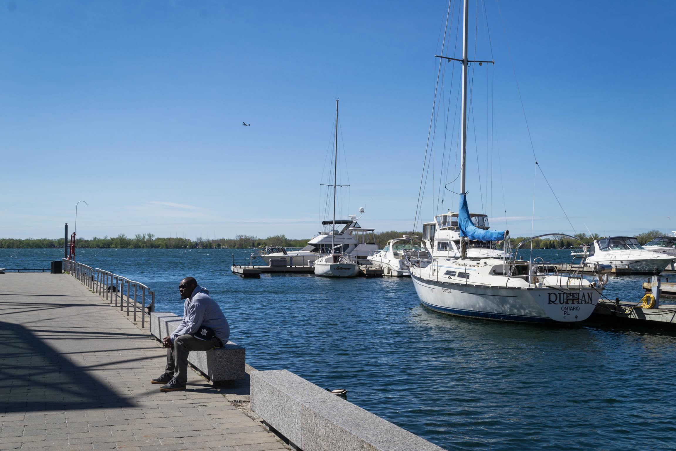 Un petit aperçu des abords du lac Ontario.