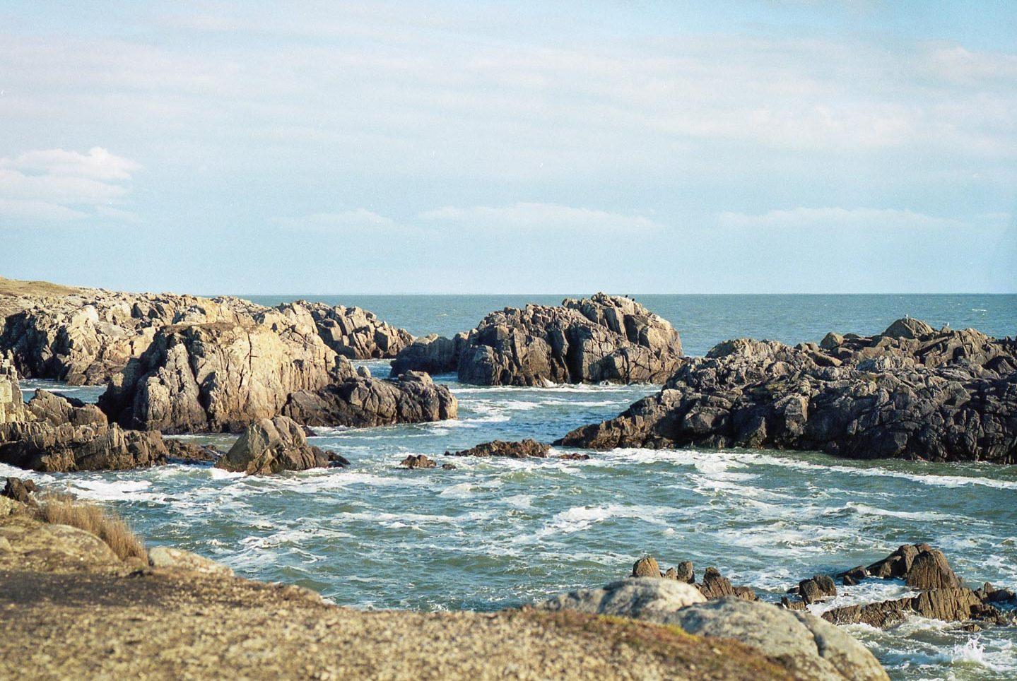 L'océan à Batz-sur-mer