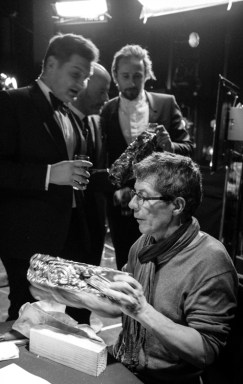 Préparation du Césars de Matthias Schoenaerts