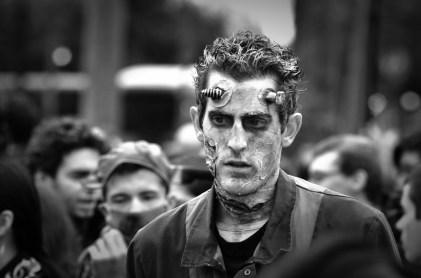 Zombie walk 9
