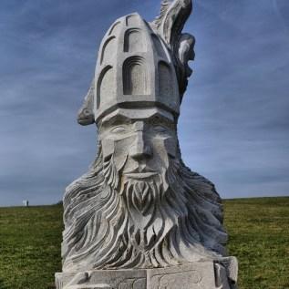SAINT TUDY Sculpteur : Goulven Jaouen chantier 2014