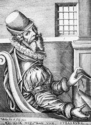 Melchior Hoffman, Heavenly Flesh Proponent
