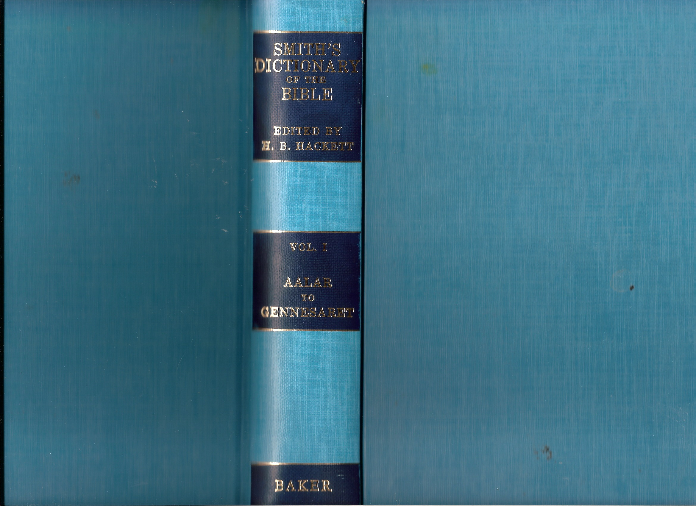 Smith's Dictionary of the Bible