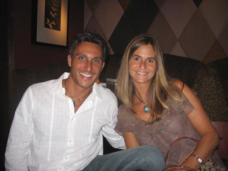 Tullian and Kim Tchividjian