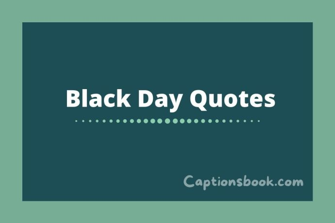Black Day Quotes (2)