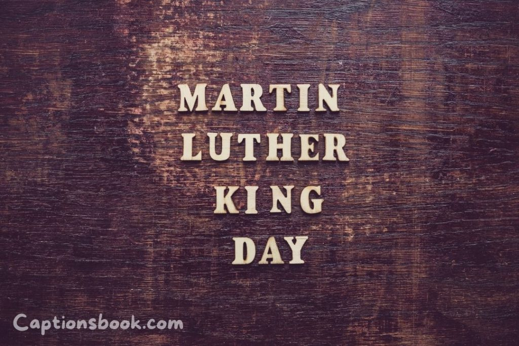 King Martin Jr. Day Quotes