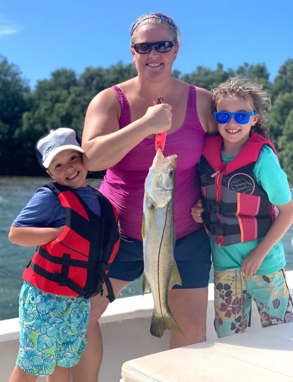 Snook, Sanibel Island Fishing, Catch & Release, Captiva Island, Tuesday, February 19, 2019.