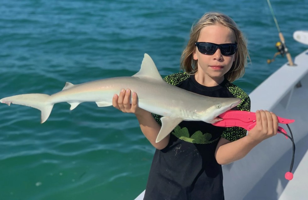 Spanish Mackerel, Sanibel Island Fishing, Catch & Release, Captiva Island, Wednesday, March 25, 2020.