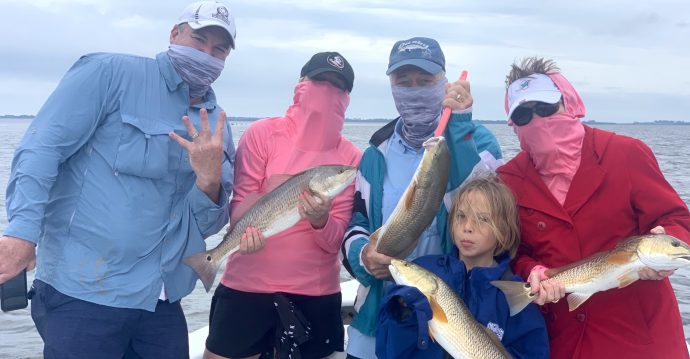 Redfish, Sanibel Island Fishing, Catch & Release, Captiva Island, Friday, October 2, 2020.