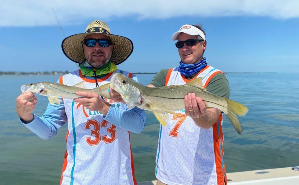 Snook, Sanibel Island Fishing, Catch & Release, Captiva Island, Thursday, March 25, 2021.