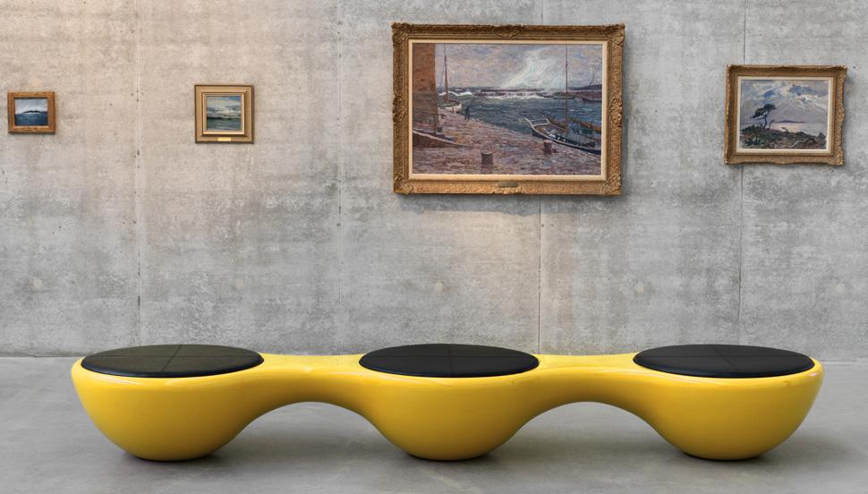 Urban Bench Designs By Jangir Maddadi Captivatist