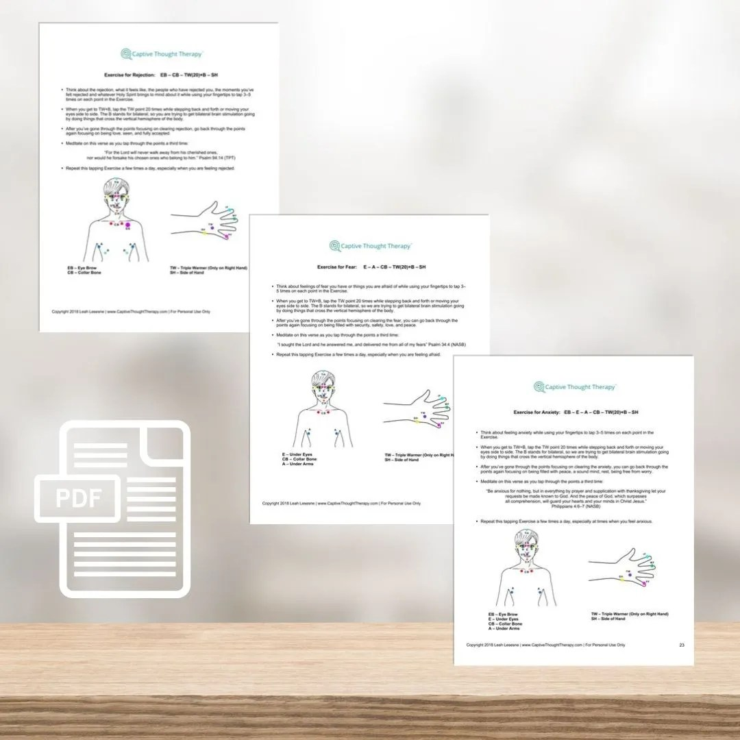 Ctt Tapping Exercise Worksheets