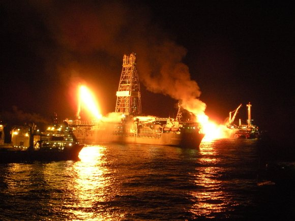 offshore helix mc 252 and intrepid 096