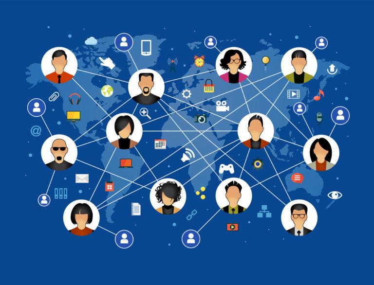 netlinking social