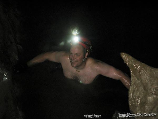 swimming the lake room